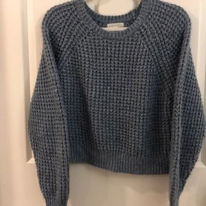 PacSun L.A. Hearts Cropped Knit Sweater